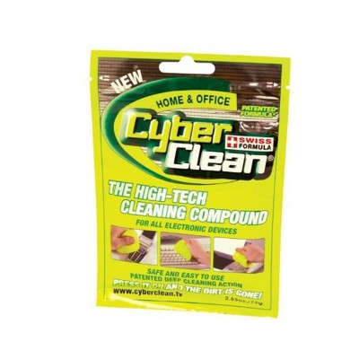 Cyber Clean High-Tech Cleaning Compound for Home & Office Electronics - 80g