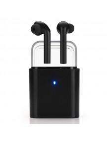 Fantime Fun7 Mini Wireless Twins TWS Earbuds Bluetooth Earphones For All Smart Phones - Black