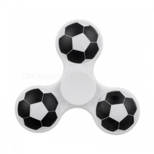 E-SMARTER Football Pattern Fidget Spinne...