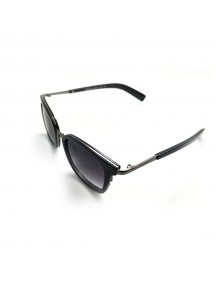 Prada Wayfarer Sunglasses with Black Frame