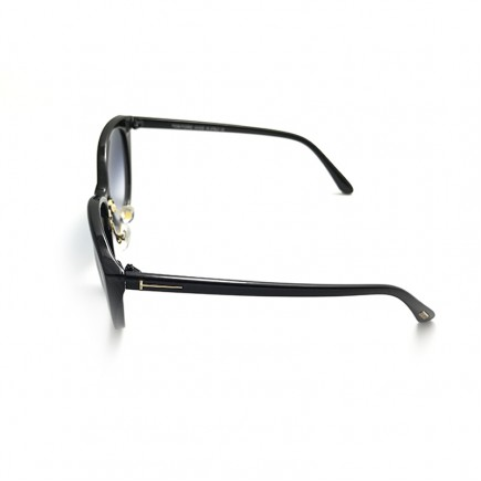 Tom Ford Cat-Eye Sunglasses with Black Frame