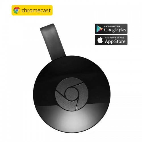 Google crome cast 2 - Black