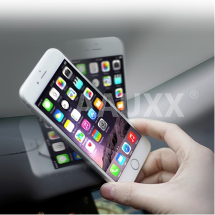 iRing Grip Kickstand with Multi Purpose Docking System - Gray