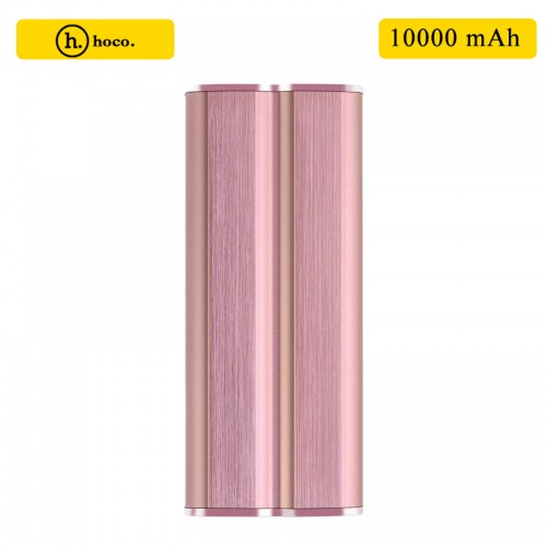 HOCO 5000mAh Portable Power Bank with LE...