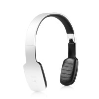 HOCO W4 Touch type Bluetooth Headset For All Devices - White