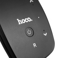 HOCO W4 Touch type Bluetooth Headset For All Devices - Black