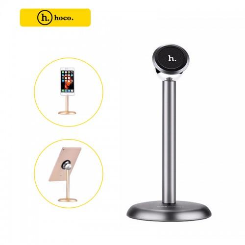 HOCO Luxury Aluminum Magnetic Desk Mobil...