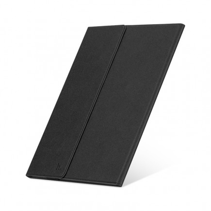 HOCO Portfolio Series Ultra Slim Stand Leather Case For Apple iPad Pro 12.9 Inch - Black