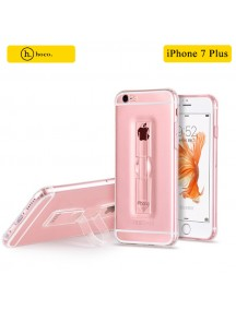 HOCO Transparent TPU Grip Case For iPhone 7 Plus - Transparent Clear