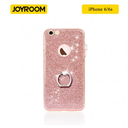 Joyroom Honey Series Shining Grip Case For iPhone 6/6S - Pink