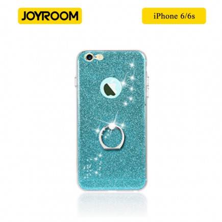 Joyroom Honey Series Shining Grip Case For iPhone 6/6S - Blue