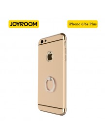 JOYROOM Luxury Ling Series Grip Ring Case For iPhone 6 Plus/6S Plus - Gold