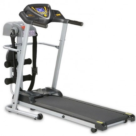 KMF 6005-C4B4 Motorized Treadmill with Massager