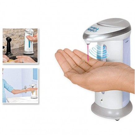 MAGIC Automatic Touch less Soap Dispencer