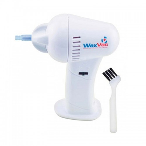 WaxVac For Gentle & Effective Ear Cleaner