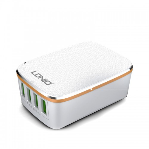 LDNIO 4 USB Port Travel Charger For All ...