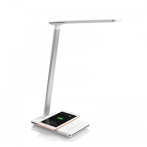 Wireless Charging Table Lamp with QI Wi...