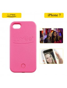 LUMee Illuminated Selfie Case For iPhone 7 - Pink