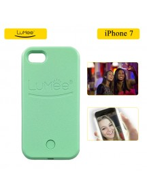LUMee Illuminated Selfie Case For iPhone 7 - Green