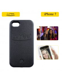 LUMee Illuminated Selfie Case For iPhone 7 - Black