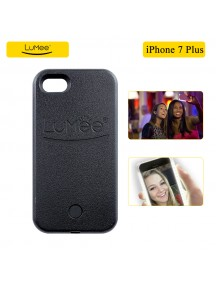 LUMee Illuminated Selfie Case For iPhone 7 Plus - Black