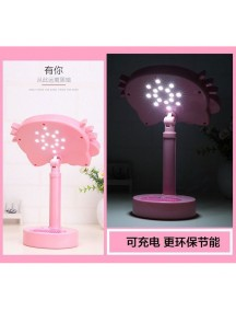Hello Kitty Makeup Mirror with LED Light