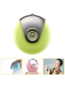 Portable Mist Nano Ionic Handy Humidifier For iOS Devices - Green
