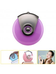 Portable Mist Nano Ionic Handy Humidifier For iOS Devices - Purple