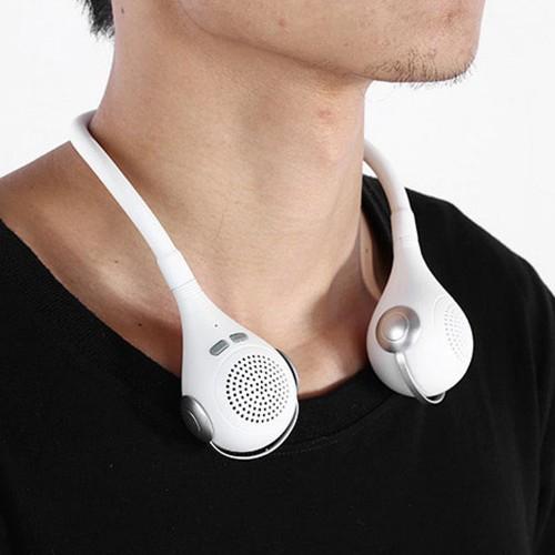 Music Elbes Portable & Wearable Wireless Speaker - Black
