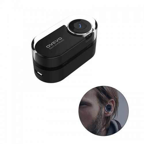 OVEVO Bluetooth Stereo Headset with Powe...