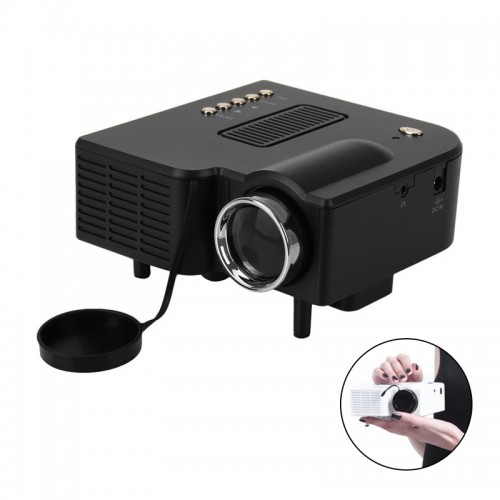 Multimedia Portable Mini LED Projector w...