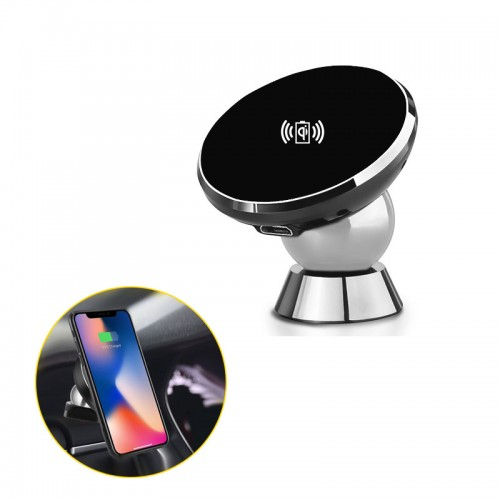 Wireless Qi Charging Car Mobile Holder F...