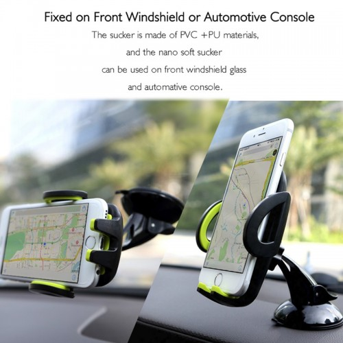 ROCK Universal Car Mobile Phone Holder For All Smart phones