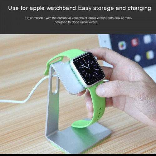 ROCK Apple Watch Stand for 38mm & 42mm iWatch - Green