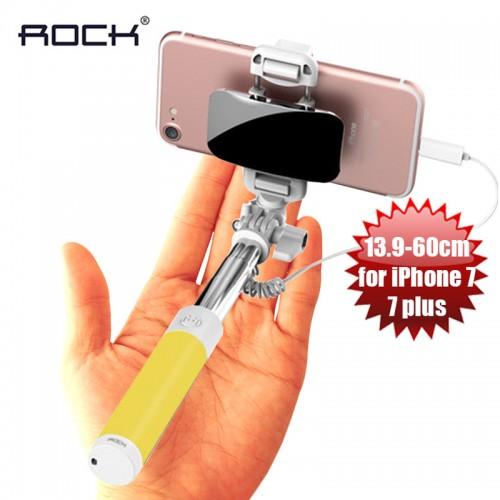 ROCK  Monopod Selfie Stick with LIGHTNIN...