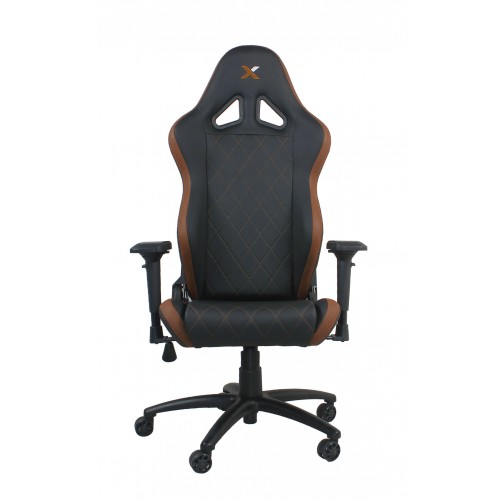 RapidX Ferrino Series Gaming Chair - Bro...