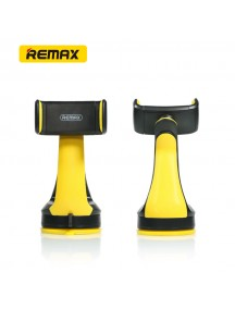REMAX Car Mount For All Smart Phones - Yellow/Black