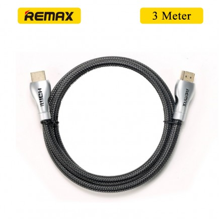 REMAX Nylon Hybrid RC-038h Siry HDMI  Cable - 3 M