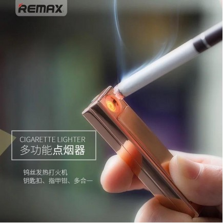 REMAX RT-CL01 Lighter with Nail Clipper Set