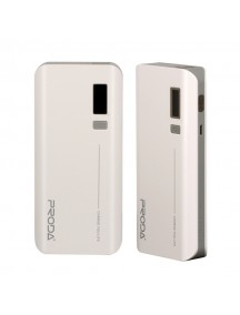 REMAX Prada 20000 mAh Power Bank For All Smart Phones & Tablets - White