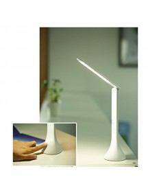 REMAX RL-E180 LED Foldable, 180° Rotating, Rechargeable Eye Lamp with Touch Switch - White
