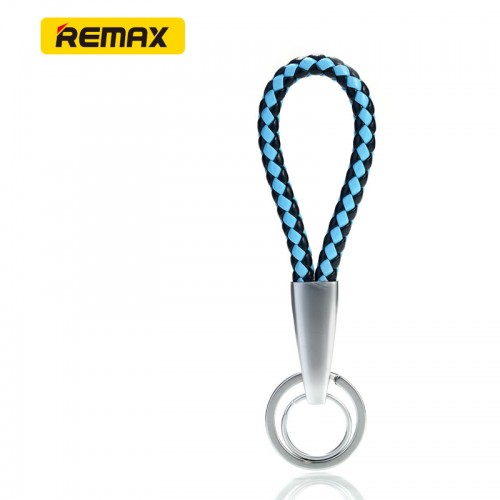 REMAX Key Lanyard Holders Sports keychain - Black/Blue