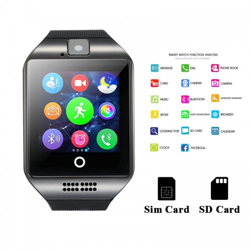 Touch Screen Smart Watch for iOS & A...