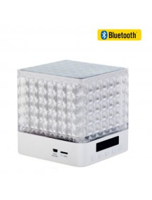 Portable Mini Bluetooth Speaker For All Smart Phones & Tablets - White
