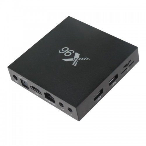 96X Android TV Box with 2GB RAM and 16GB...