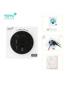 TOTU Design Super Station Series Multi-function Socket