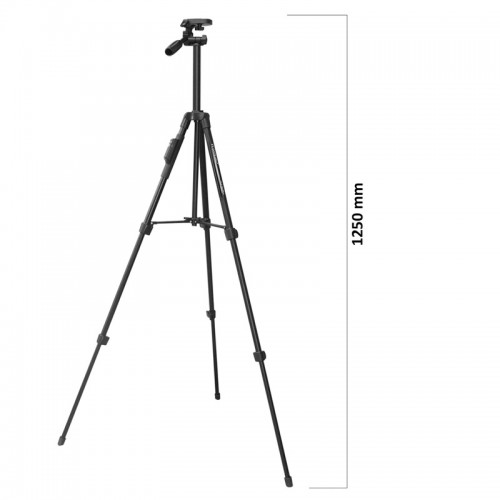YUNTENG Lightweight Aluminum Tripod with Bluetooth Shutter + Carry Case for Mobile Phones and Cameras