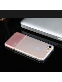 USAMS Luxury Ease Series TPU Case For iPhone 7 - Rose Gold