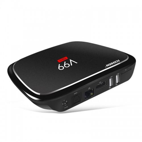 SCISHION V99 Hero Cortex A53  4K Android Tv Box 4GB RAM 32GB HDD