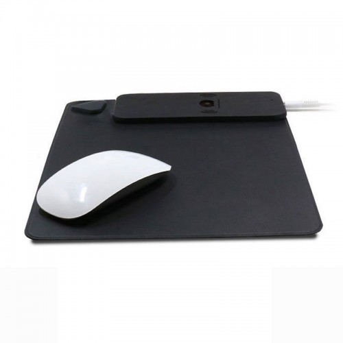 WUW Mouse pad QI Fast wireless charger -...